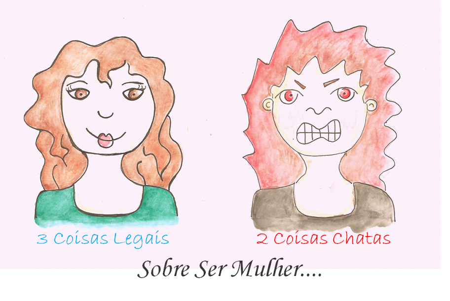 Ilustração - Julianices & Carolices - Juju