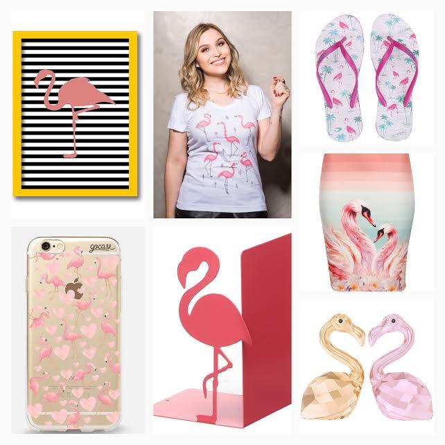 Flamingo - Pequena Jornalista - 1