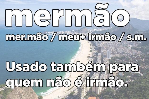 Gírias Cariocas - Julianices - PJ