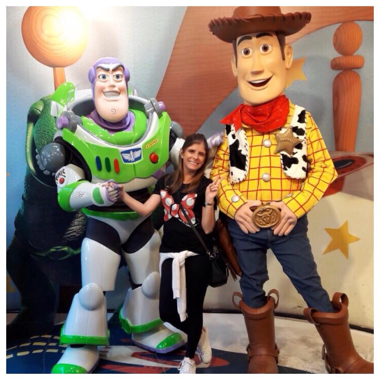 Personagens Disney - 3