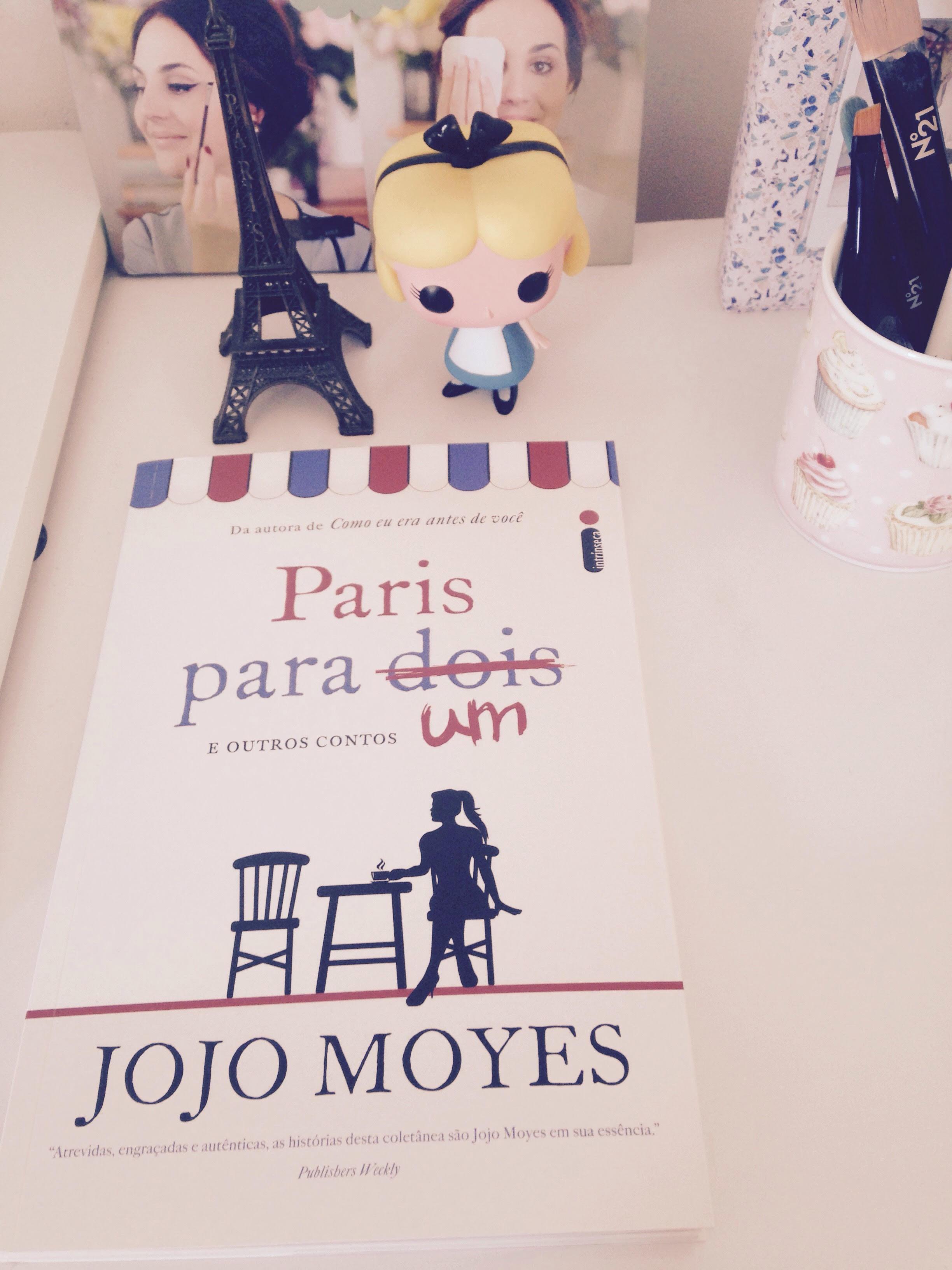 PJ Leu - Paris para um e outros contos
