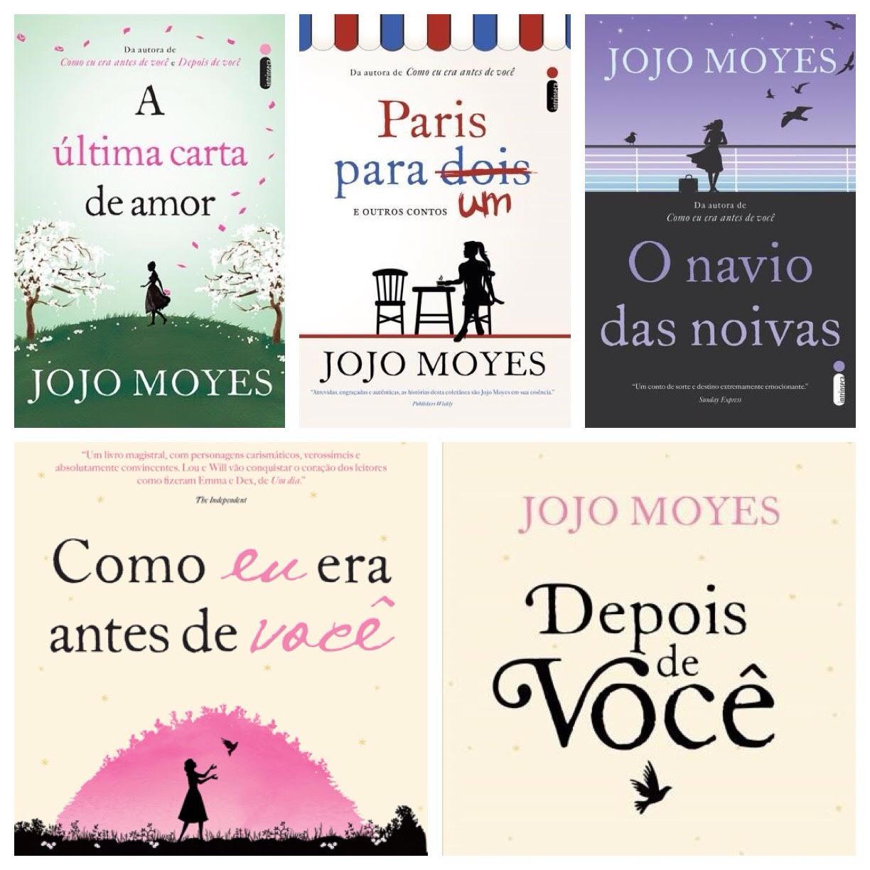 Top 5 - Jojo Moyes - PJ