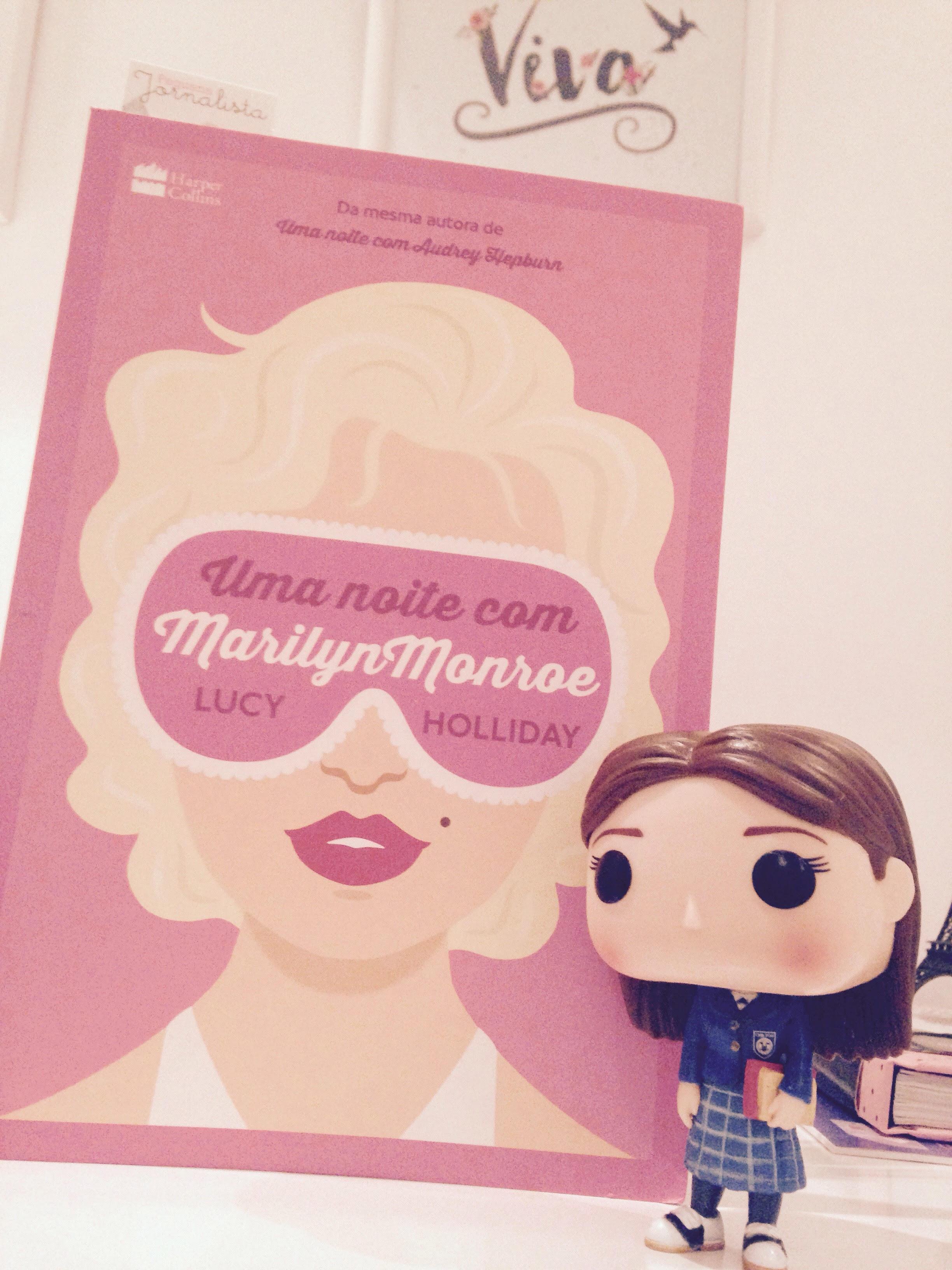 PJ Leu - Uma noite com Marilyn Monroe
