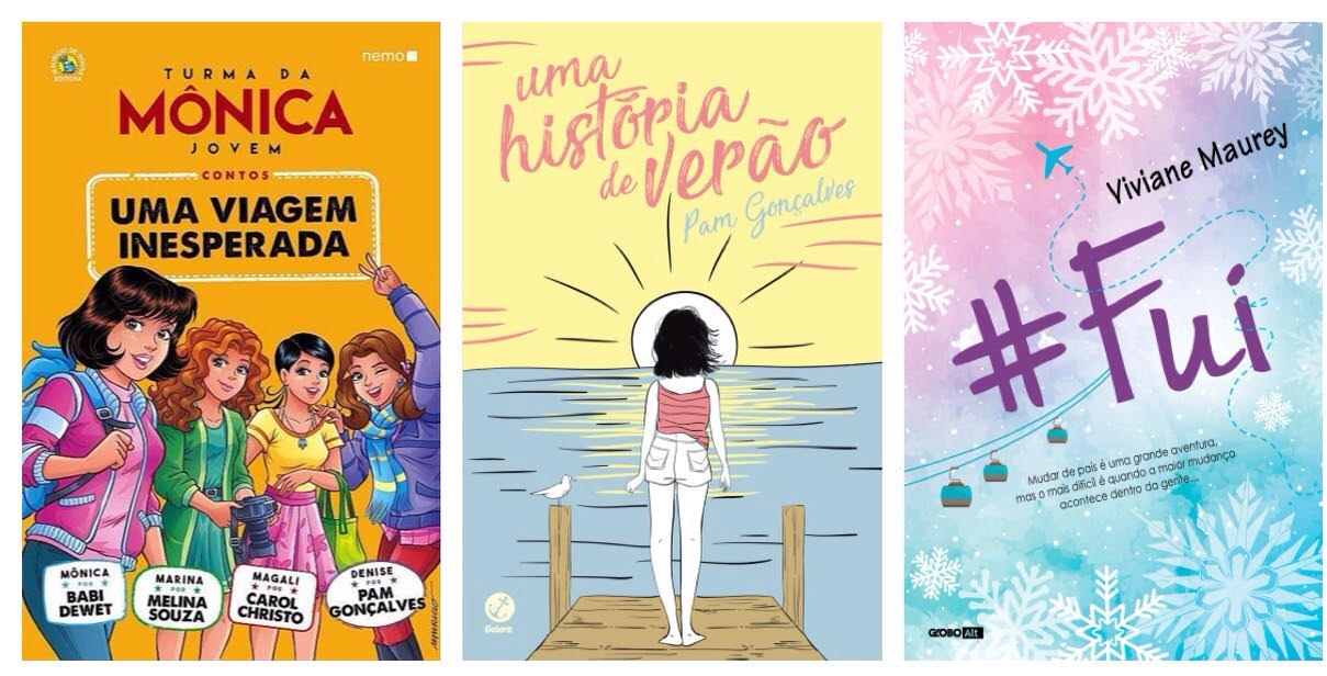 Top 5 - Bienal do Livro - PJ - 1