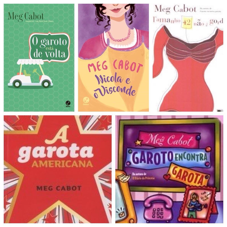 Top 5 - Meg Cabot - PJ