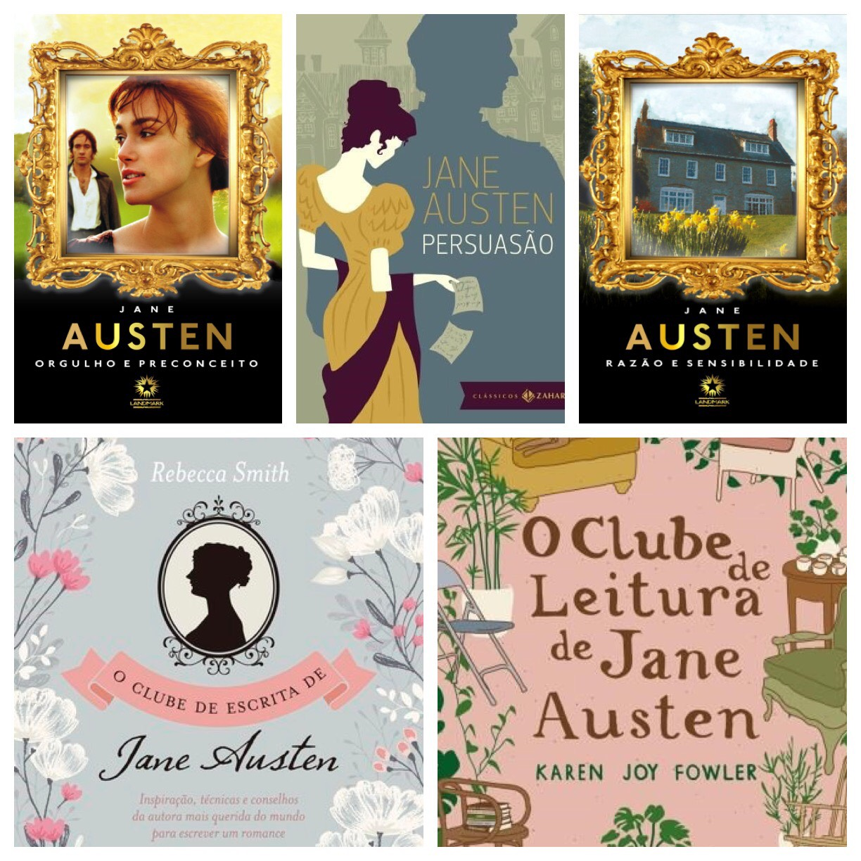 Jane Austen - Top 5 - PJ