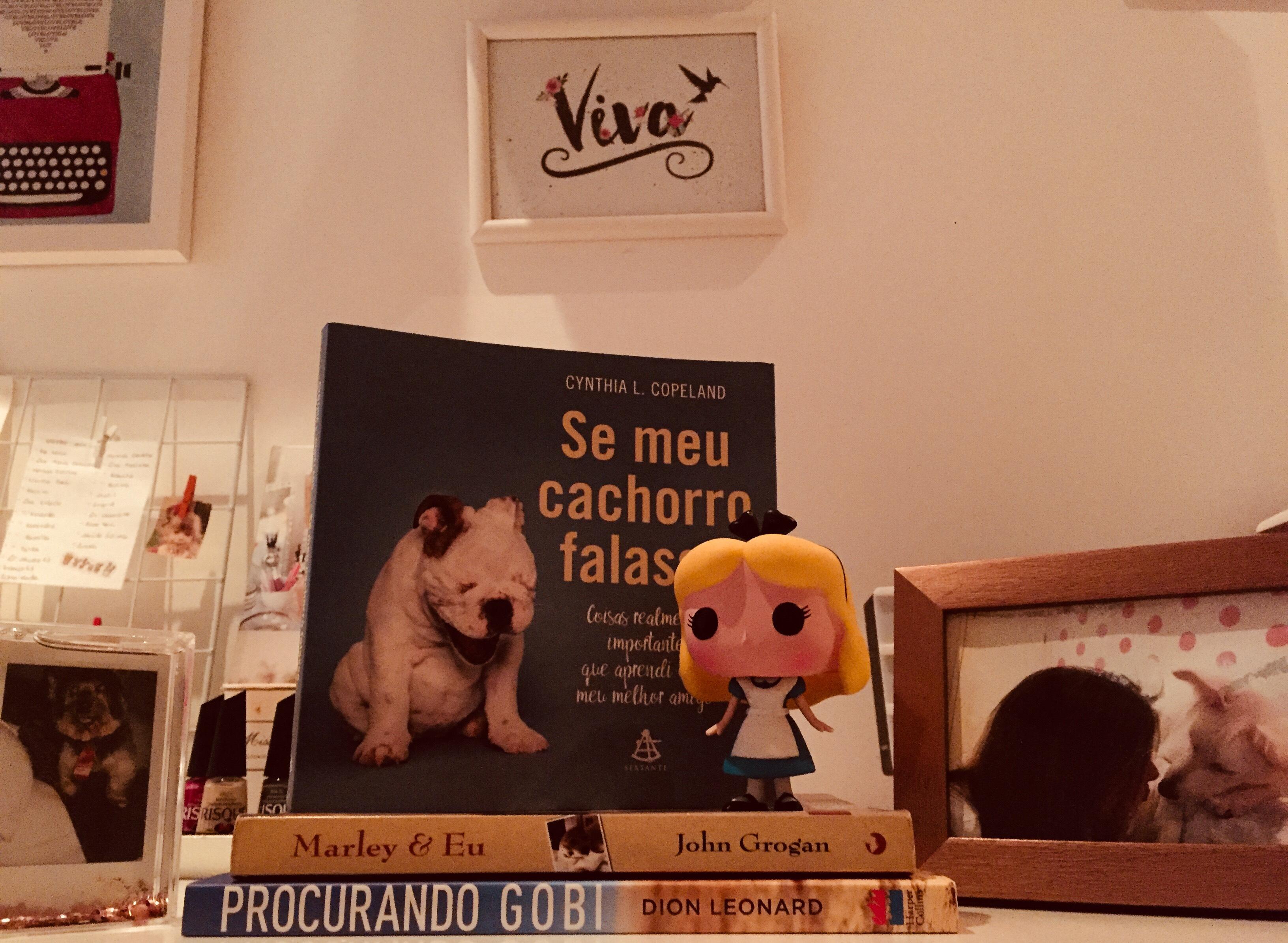 PJ Livros - Top canino