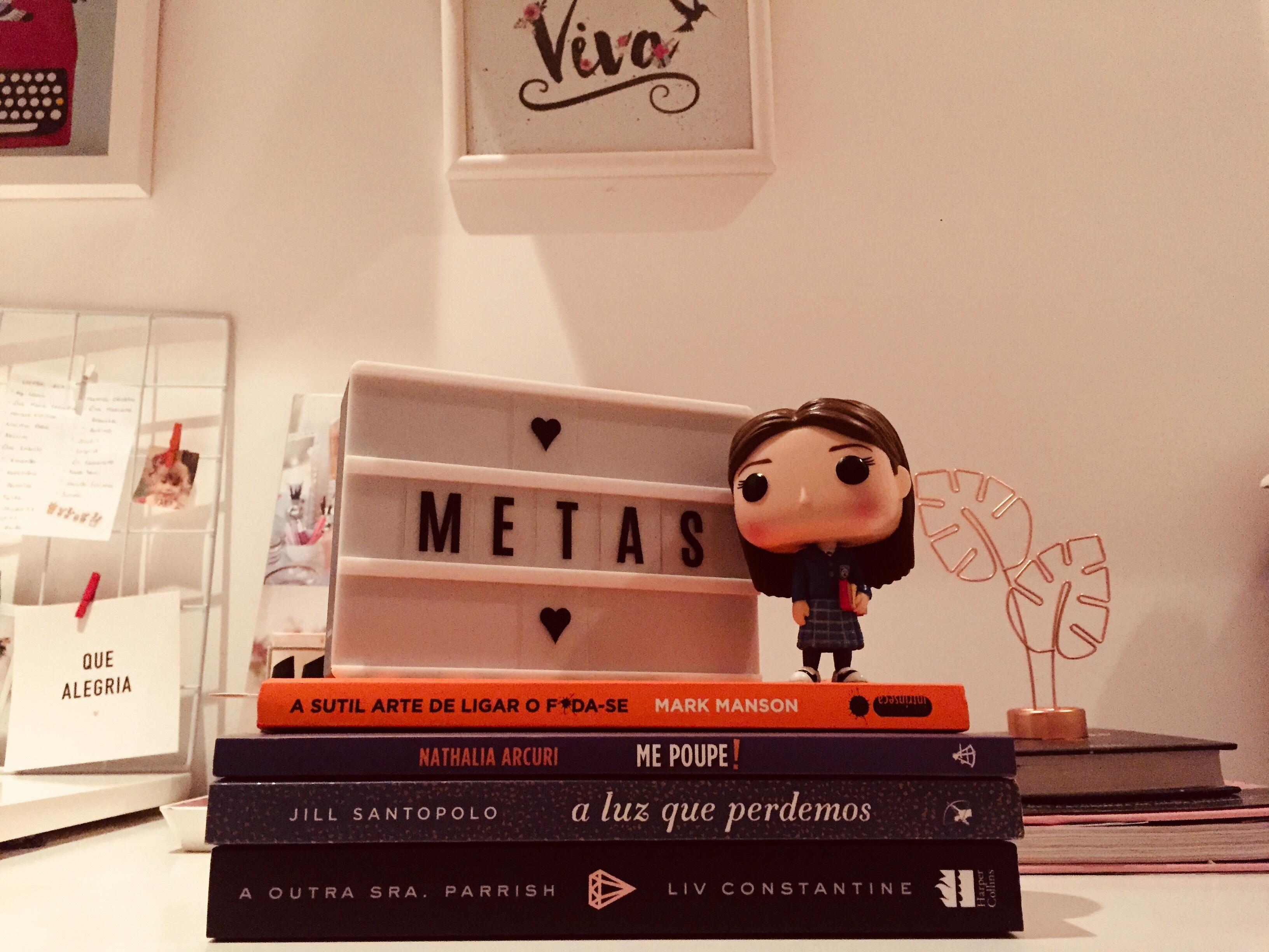 Metas Literárias - Junho 2018 - PJ