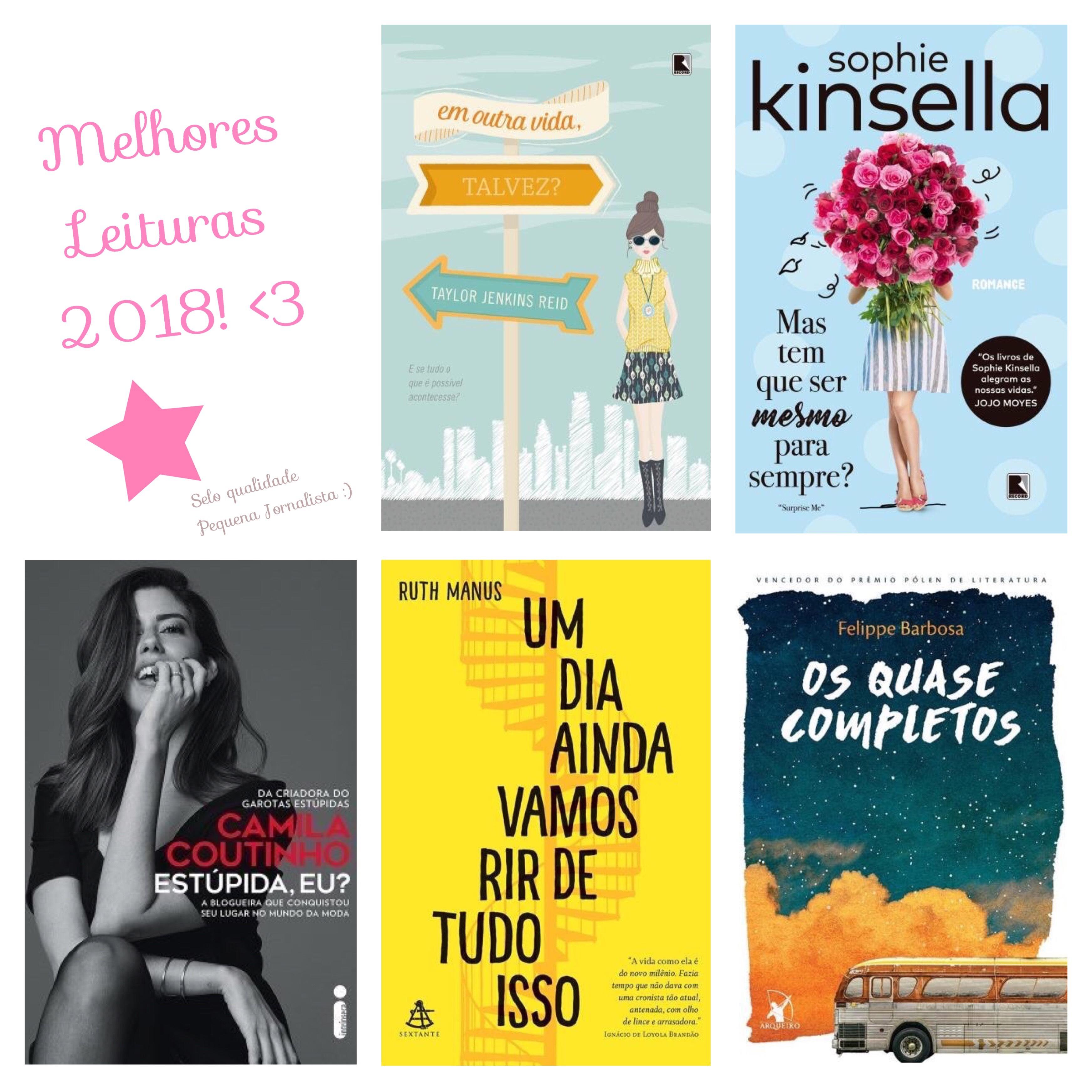 Retrô Literária - PJ - Favoritos - 2018