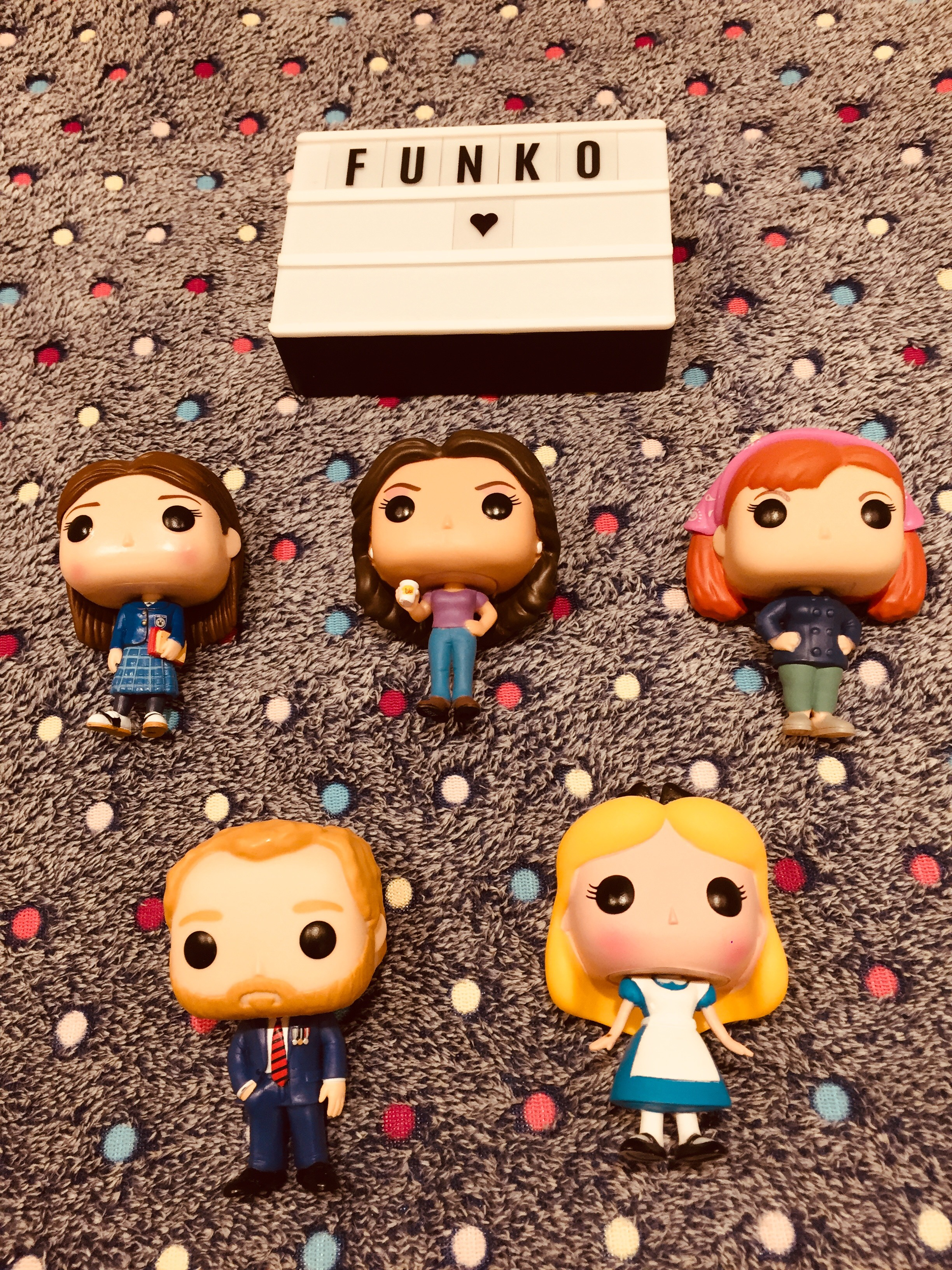 Post - Funko Pop - PJ