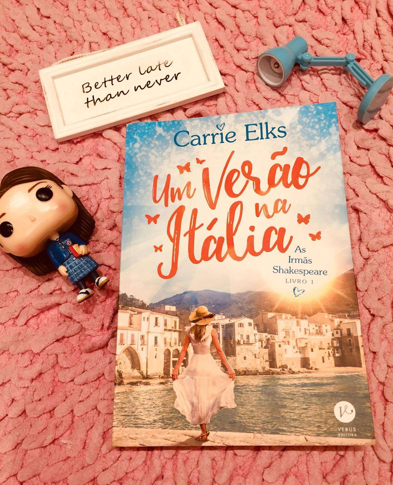 PJ Leu - Um verão na Itália