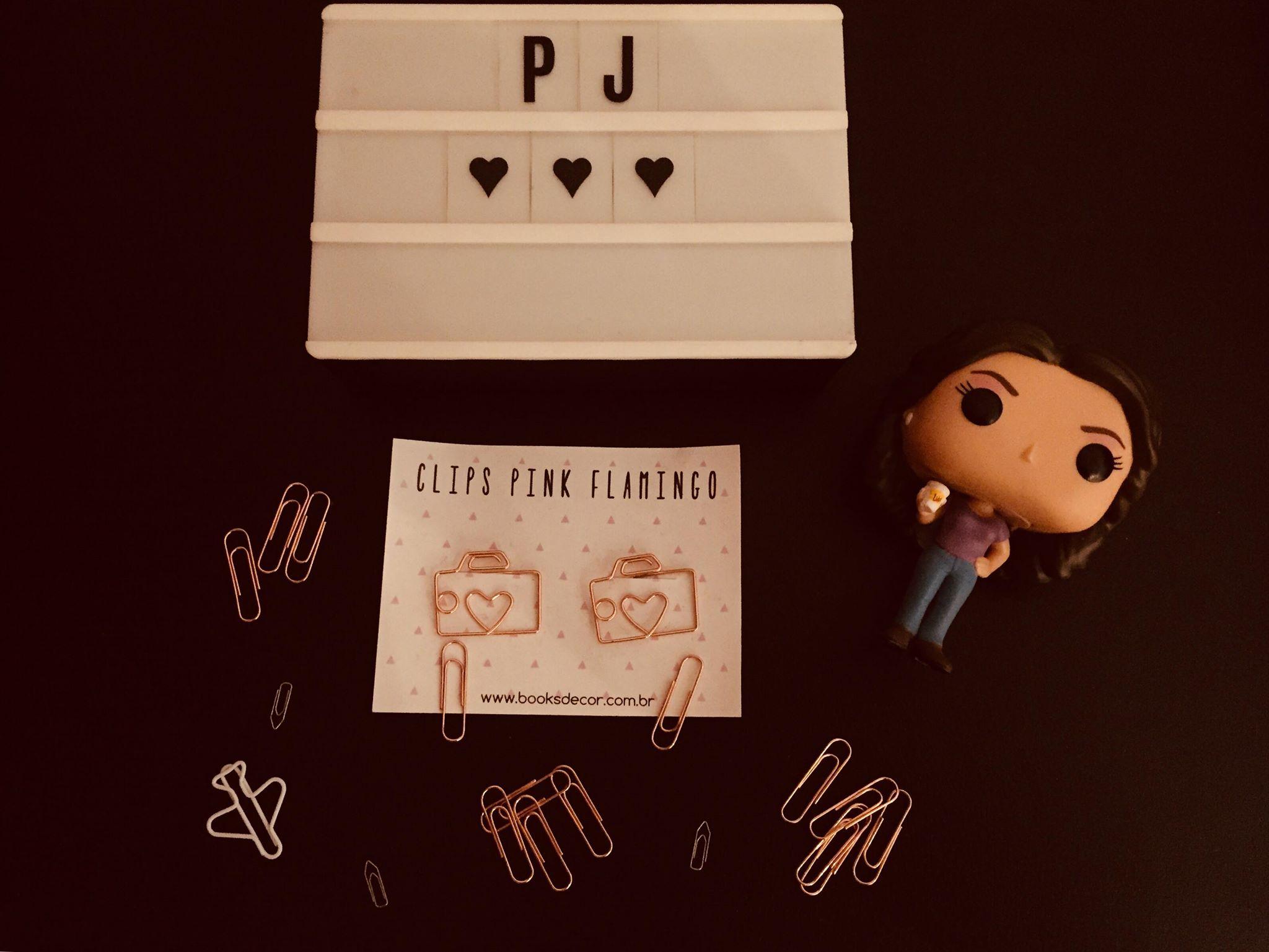 PJ - Clips e afins - 1