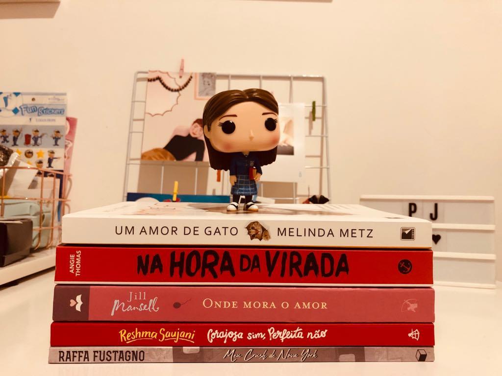 Top 5 - Livros 2019 - PJ